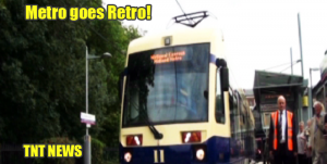 Metro goes Retro!