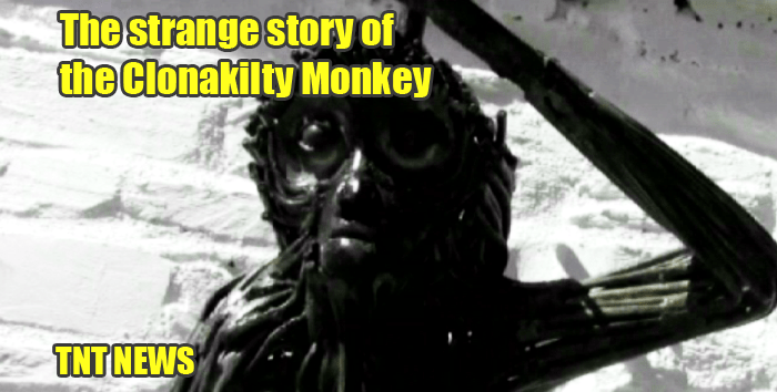 The strange story of the Clonakilty Monkey