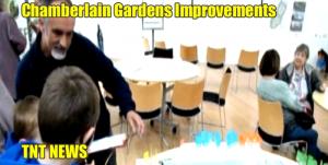 Chamberlain Gardens Improvements