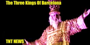 The Three Kings of Barcelona