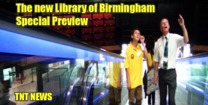 The new Library of Birmingham: