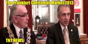 The Frankfurt Christmas Market 2013