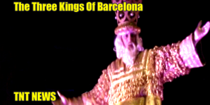 The Three Kings of Barcelona